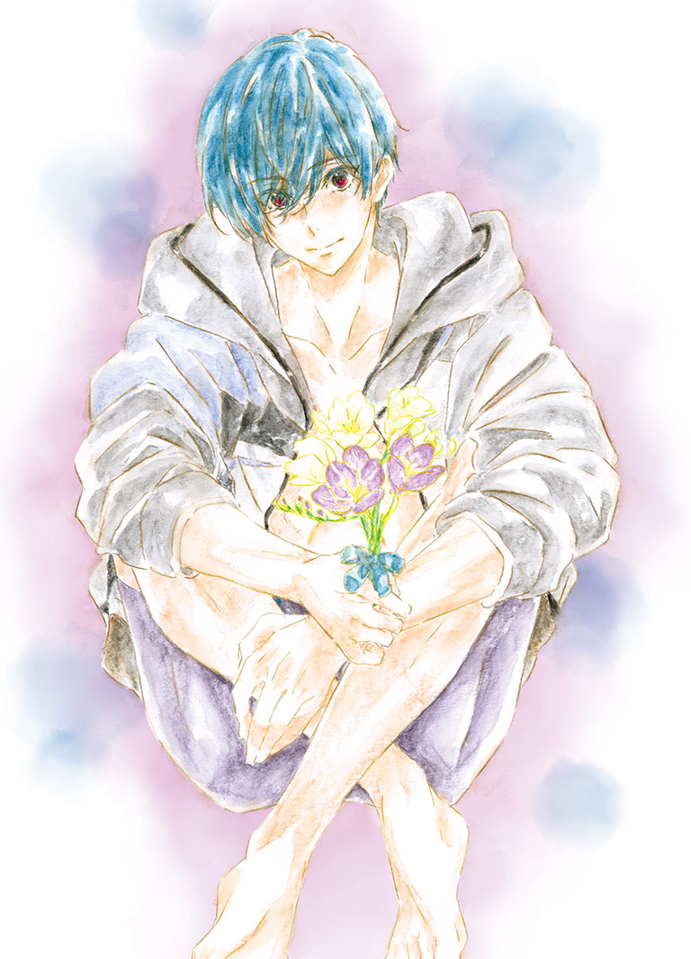 -Free! Series Birthday Presents- Hopeful Bir..