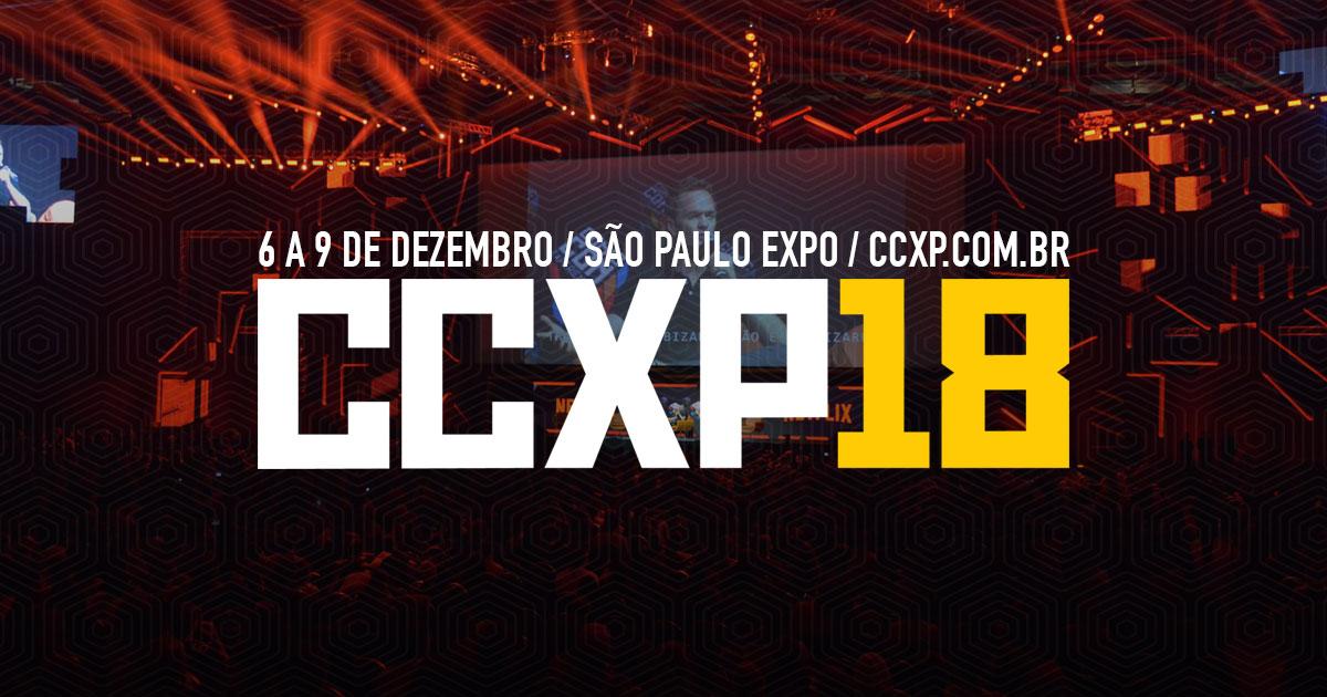 브라질 코믹 콘 2018 이모저모