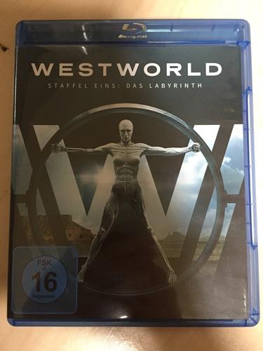 """독일 여행에서 사온 것 1, """"웨스트월드 시즌1"""" 블루레.."""