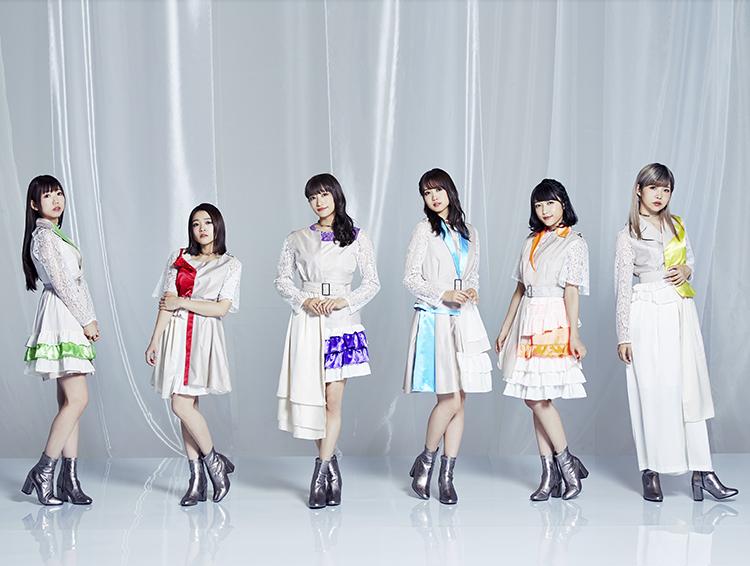 성우 유닛 'i☆Ris'(아이리스)의 17th 싱글 재킷 사..