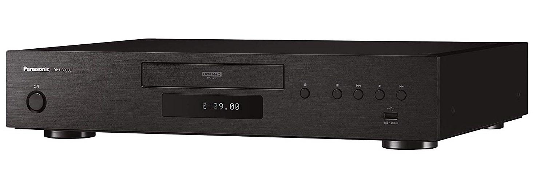 파나소닉 UB9000, 일본 한정 모델 관련 단신