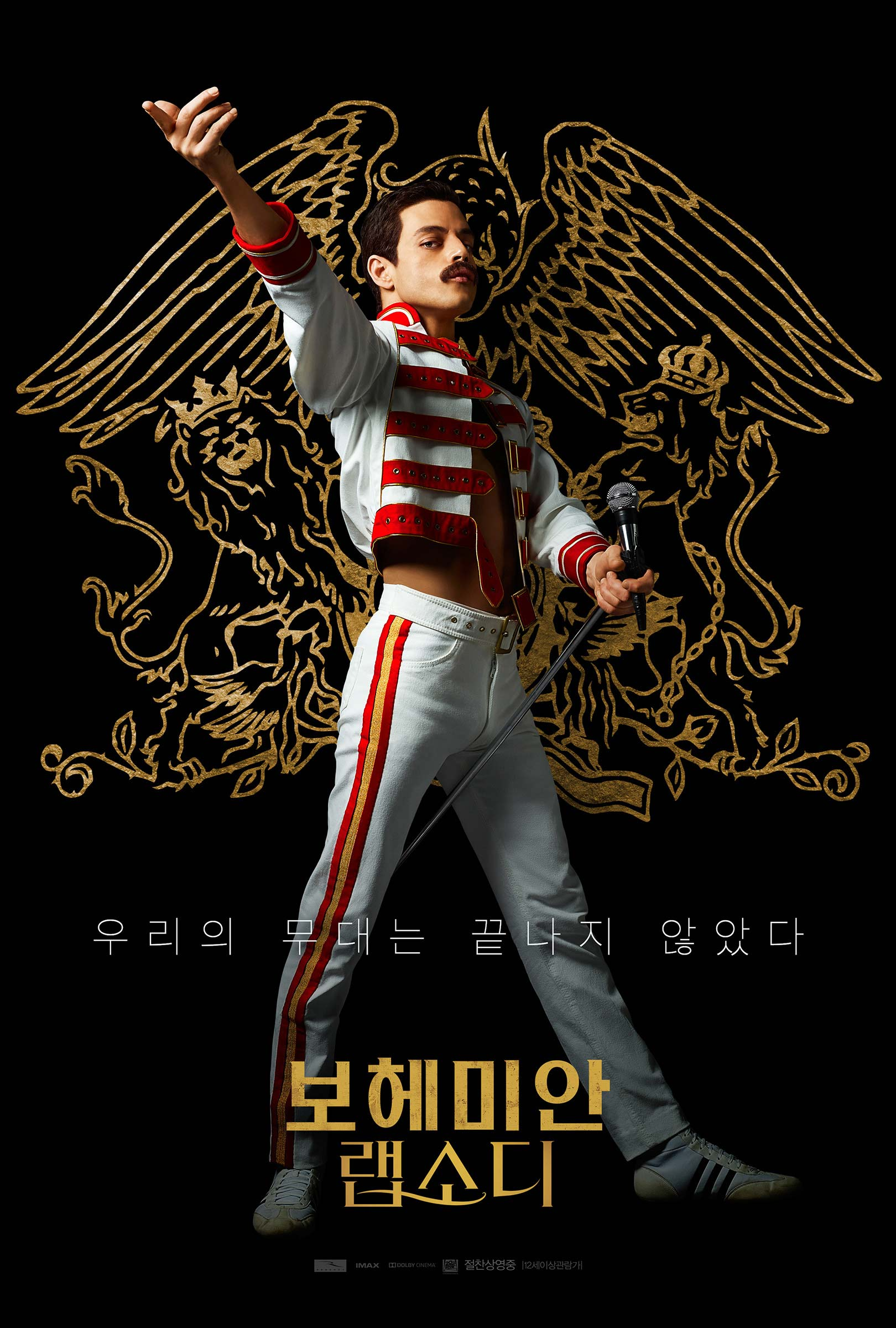 Bohemian Rhapsody (2018, 미국/영국)
