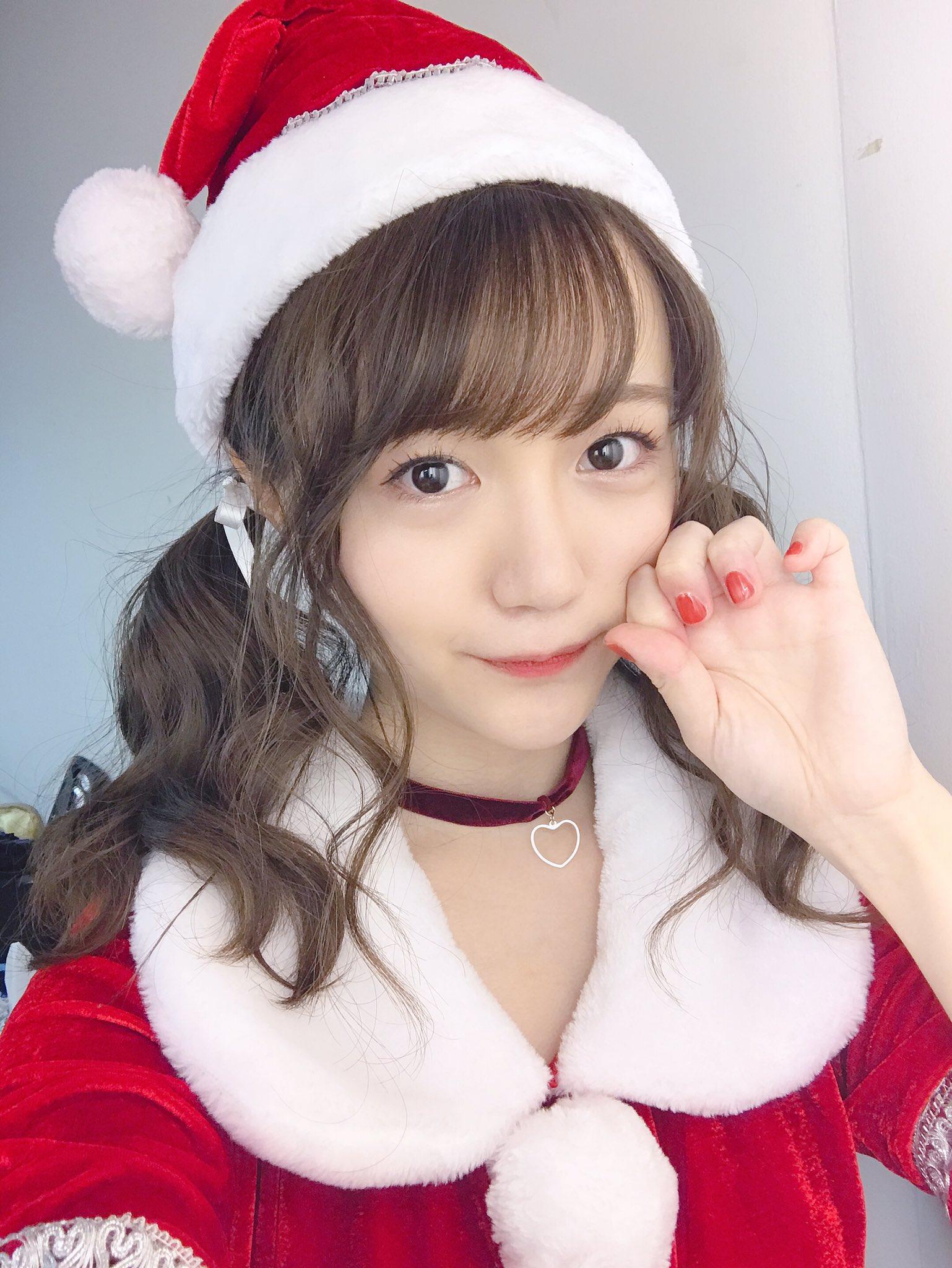 성우 오자키 유카, 크리스마스 때 자신의 트위터에 ..