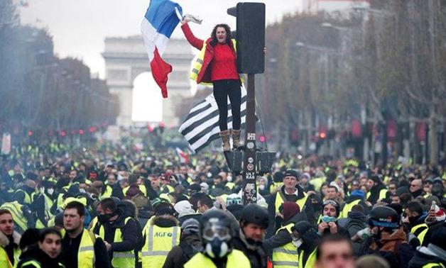 프랑스 노란조끼 시위대 요구안 분석