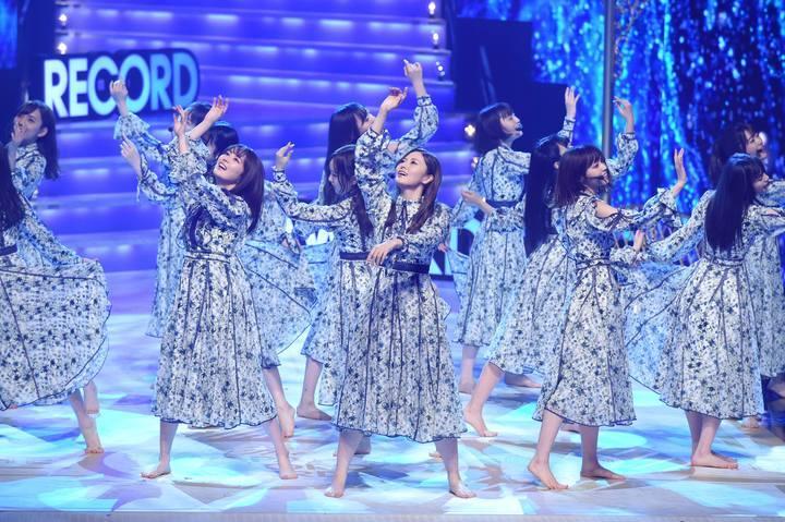 제 60회 일본 레코드 대상 평균 시청률이 전년도 보다..