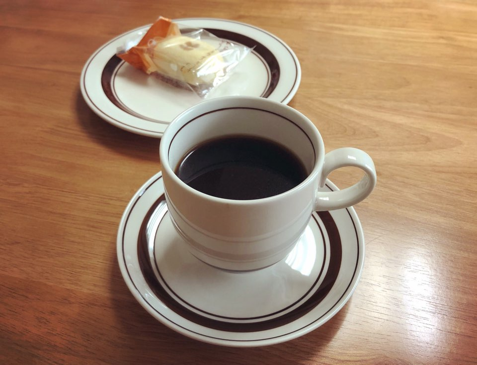 커피잔, 일정 짜기의 달인