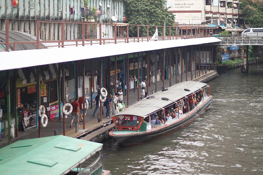 2019 태국 가족여행 방콕 일정 1일차-동네마실, 시..