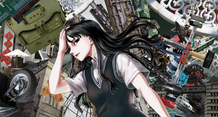 만화 '디스트로246' 스핀오프 소설, 2019년 2월 19일 발..