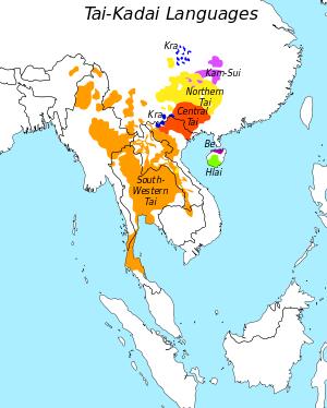 태국어는 어디서 왔을까? (1)
