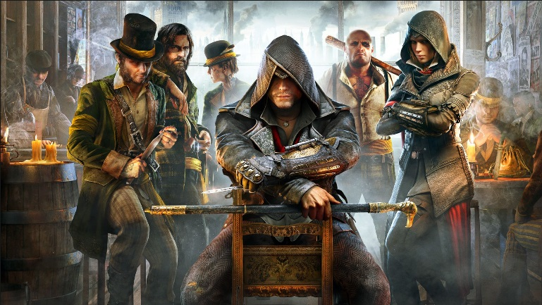 Assassin's Creed Syndicate : 플래티넘 획득
