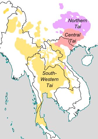 2. 도돌이표: 타이 언어와 비엣 언어
