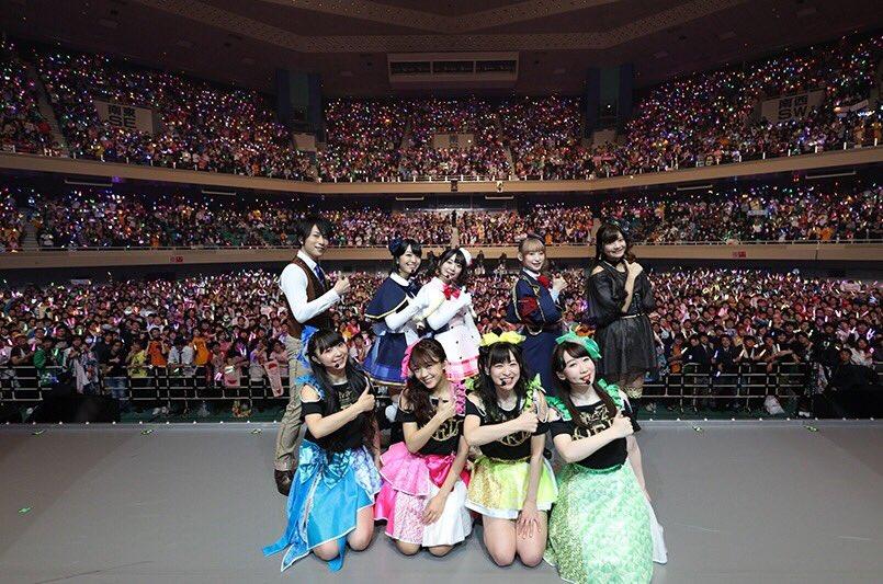 성우 미모리 스즈코씨가 자신의 트위터에 올린 사진..