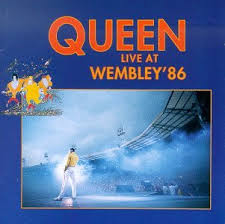 QUEEN - LIVE AT WEMBLEY 1986 1편