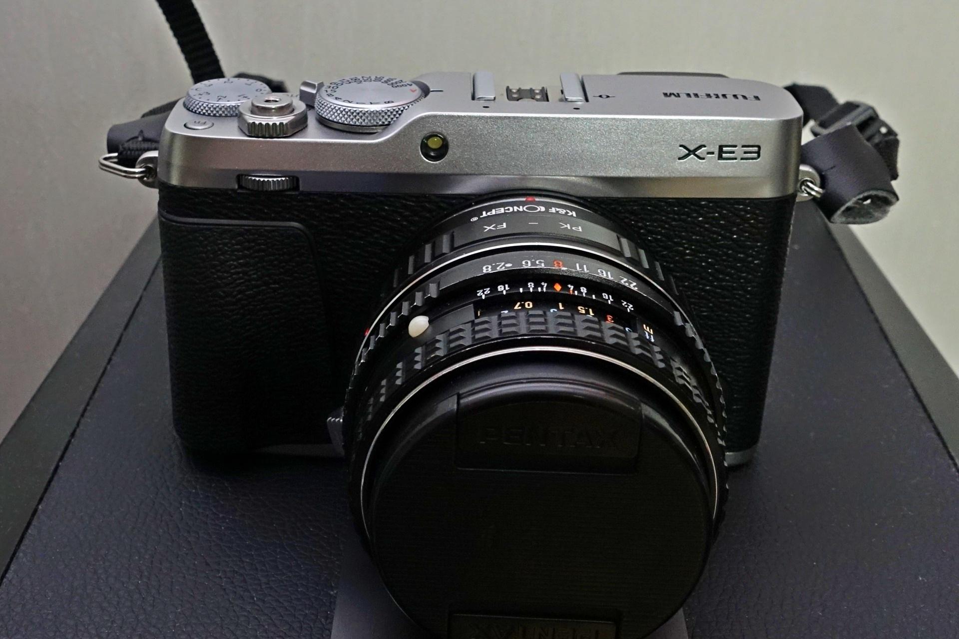 해상력 간단 테스트 - 펜탁스 SMC Pentax-M 28mm ..