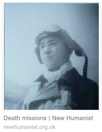 하치로 사사키, 가미카제 대원이 읽은 책은?