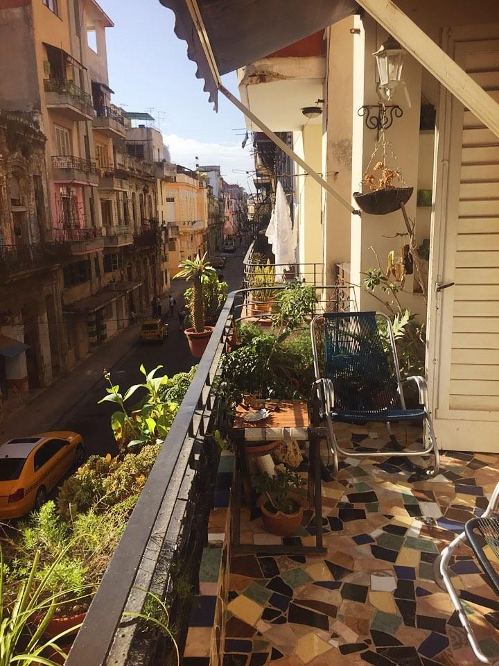 쿠바(Cuba),1일차:Havana,첫날 아침