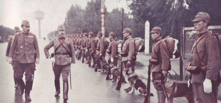 [18년]쓰노 가즈스케, 1차세계대전의 교훈은?