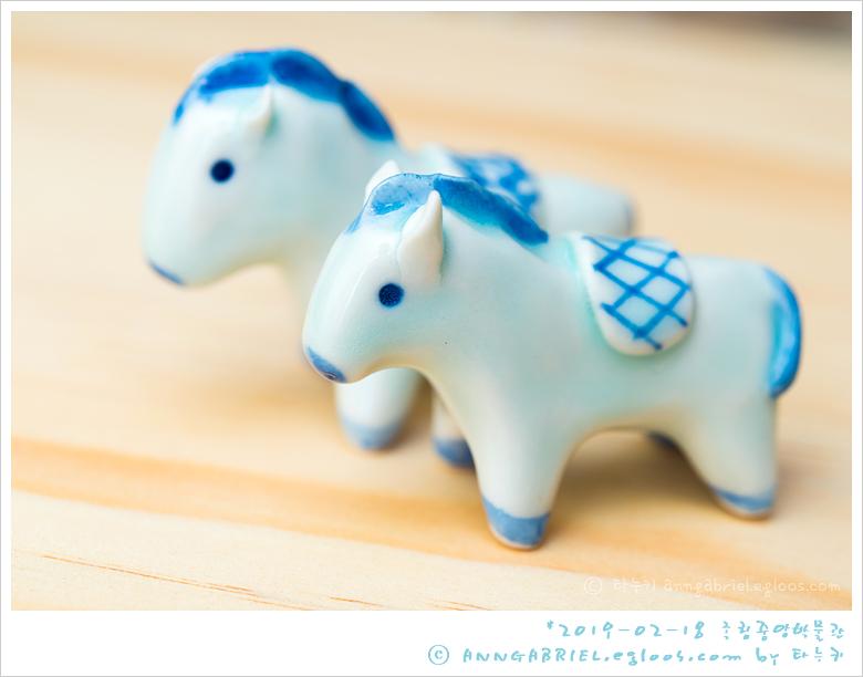 [국립중앙박물관] 도자기 말, 카자흐스탄전