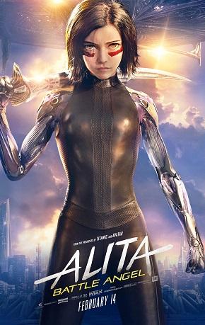 알리타 배틀 엔젤 IMAX 3D - 우려 어느 정도 불식, ..