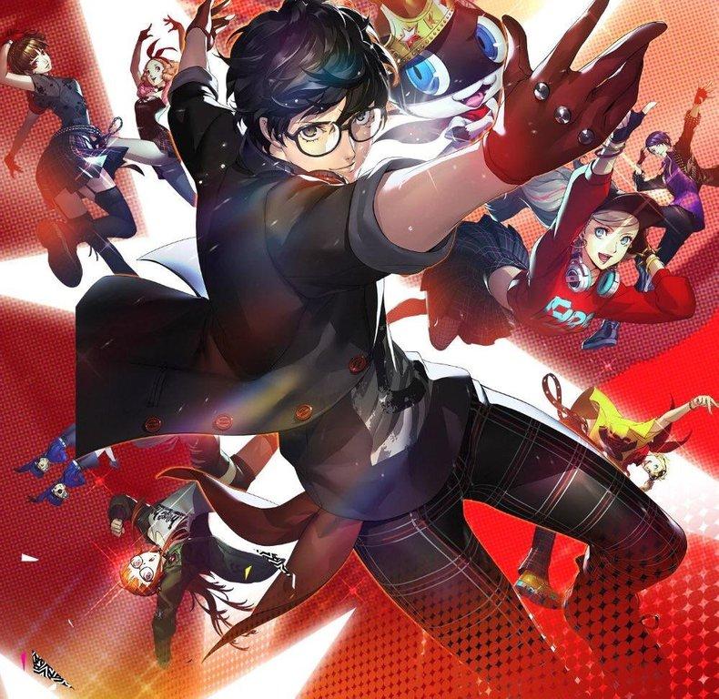 Persona 5: Dancing Star Night 플래티넘 달성