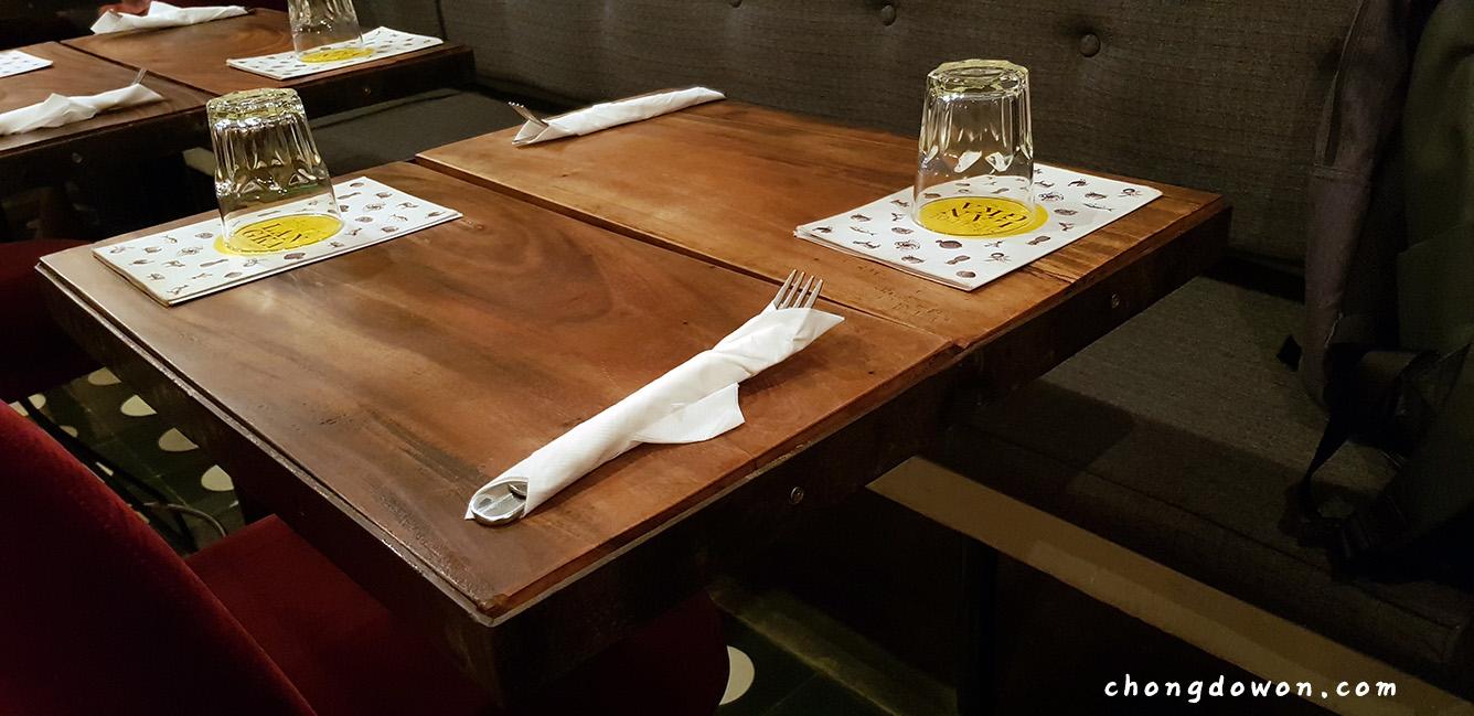 [프놈펜] 깔끔한 프랑스 식당, 비스트로 랑카, ..