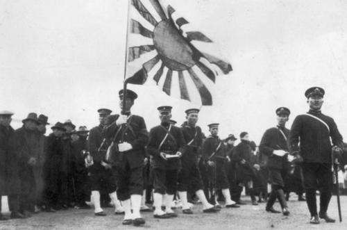 근대 일본의 정신분열, 해양세력인가,육상세력인가?