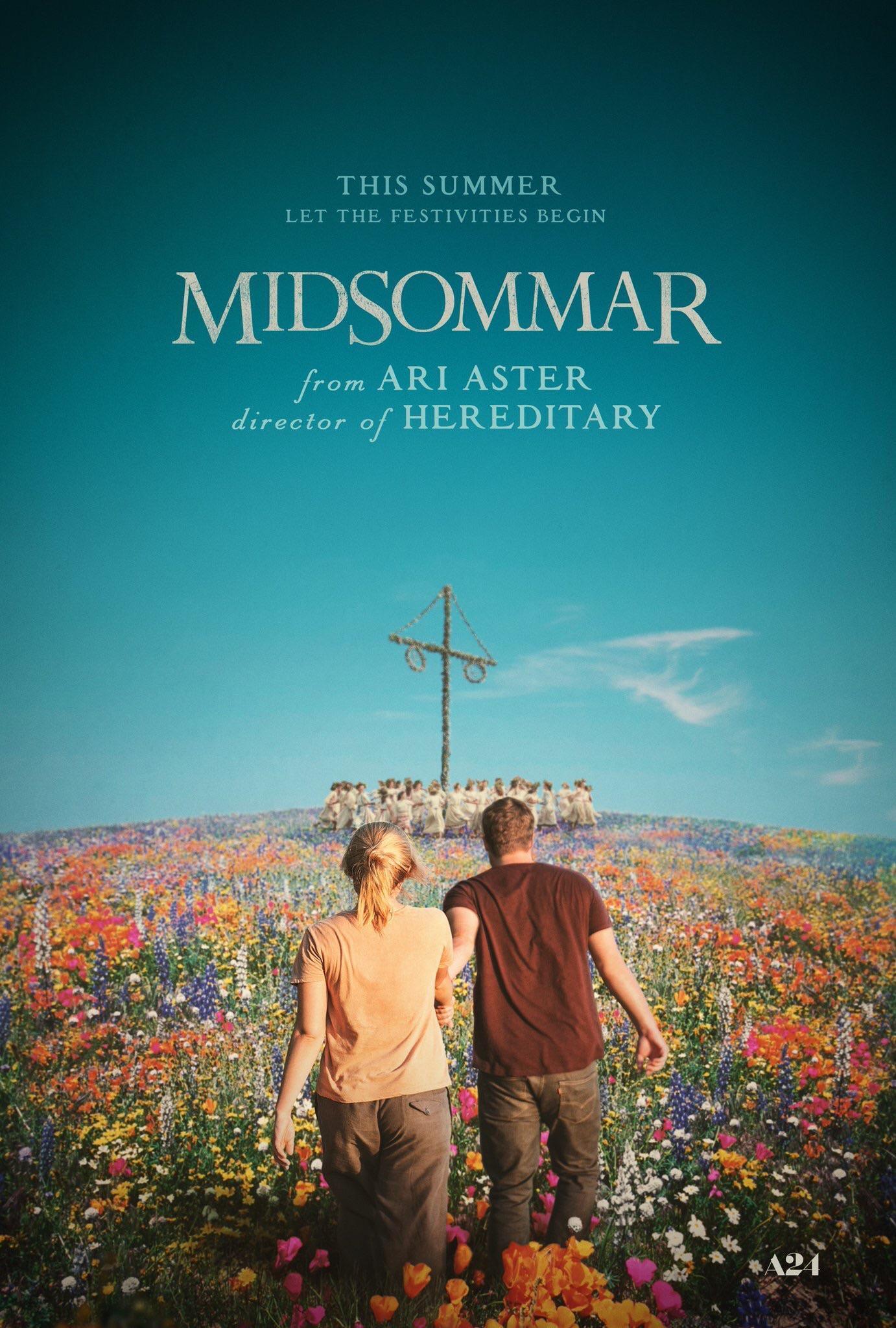 """Midsommar"" 라는 작품입니다."