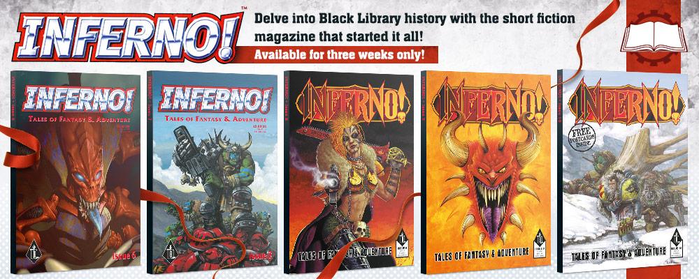 인페르노!(Inferno!) 재판 #6~#10