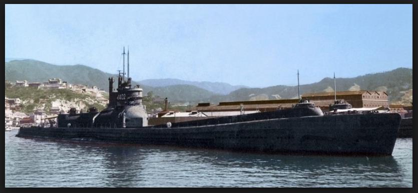 태평양전쟁과 일본의 잠수함 전술의 특징?