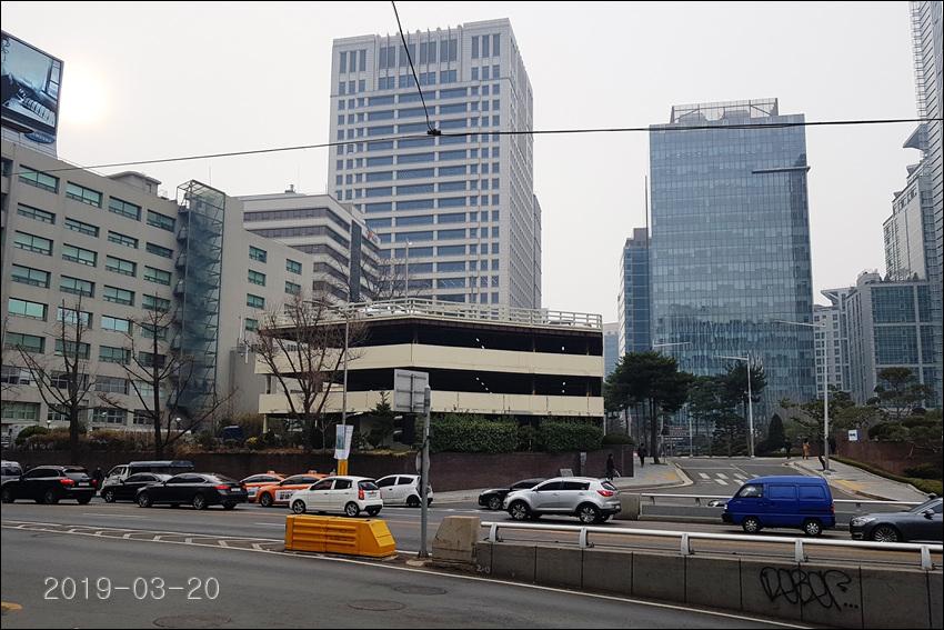 한양 도성 순성길 완주(서소문~원점회귀)...