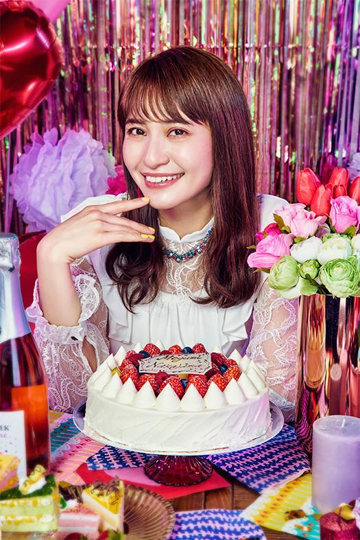 2019년 6월 5일에 발매되는 나카지마 메구미씨의 베스트..