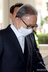 """이명박, 이학수 불리한 증언에 """"미친X' 욕설.. 재판.."""