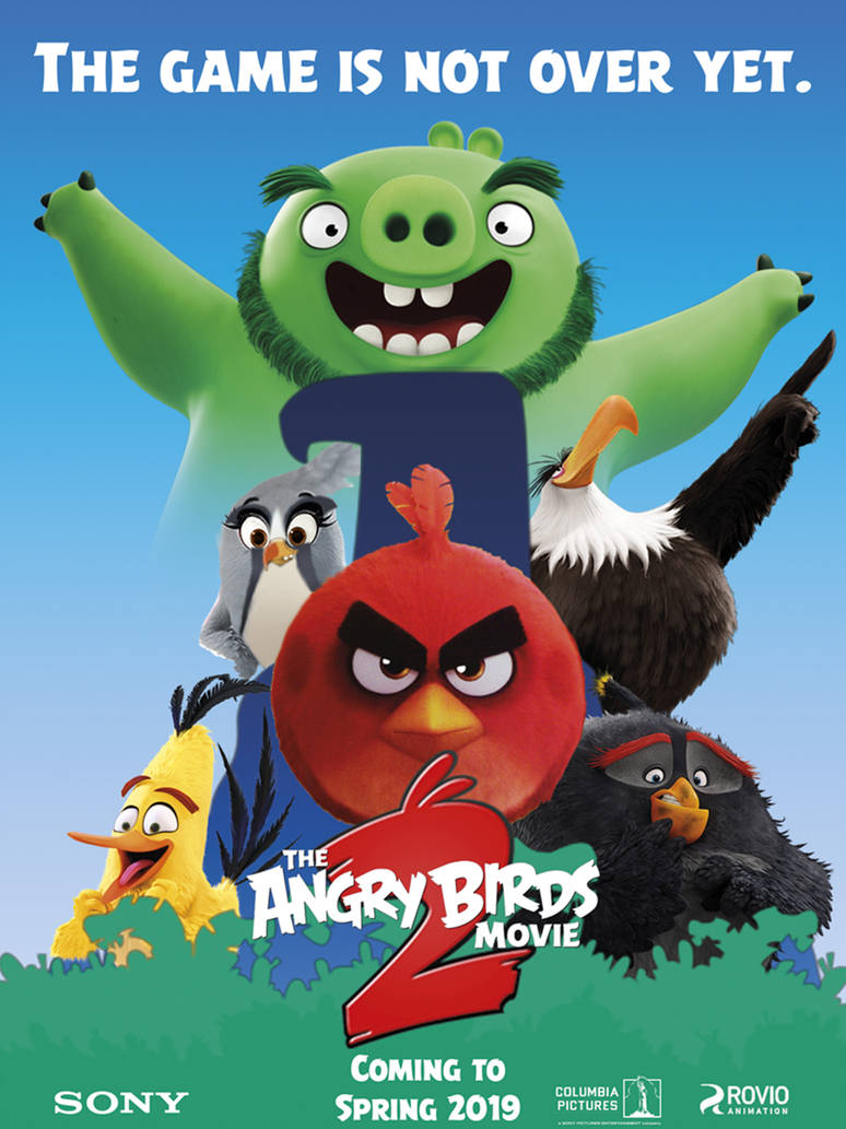 """THE ANGRY BIRDS MOVIE 2"" 예고편 입니다."
