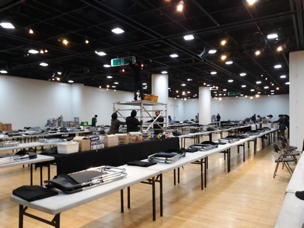 하비페어 2019 참가 짧은 후기