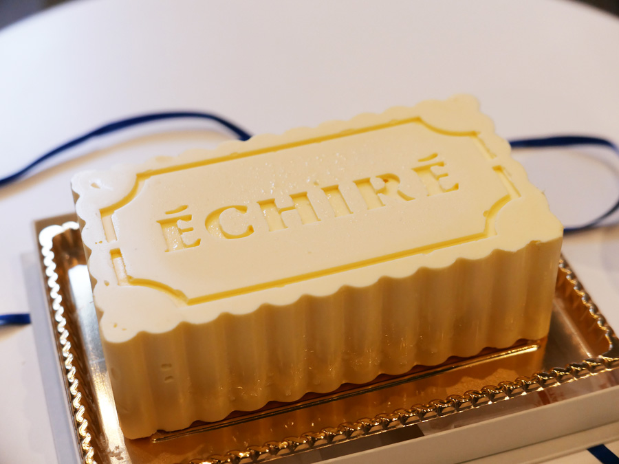 도쿄 #2 감탄이 나오는 비주얼, 에쉬레 버터 케이크