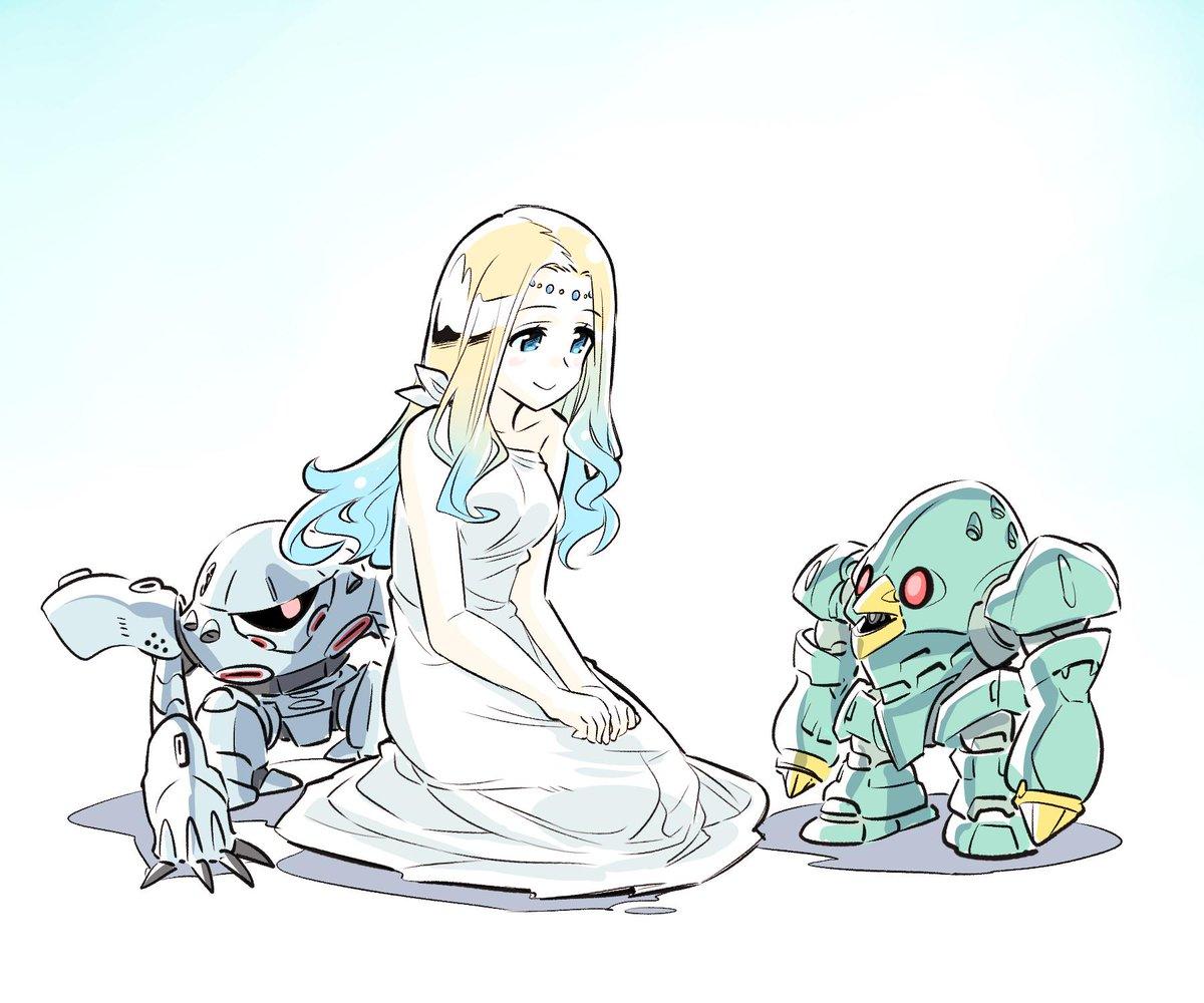 건덕이 이해할 수 있는 만화 「G 연못의 여신님」