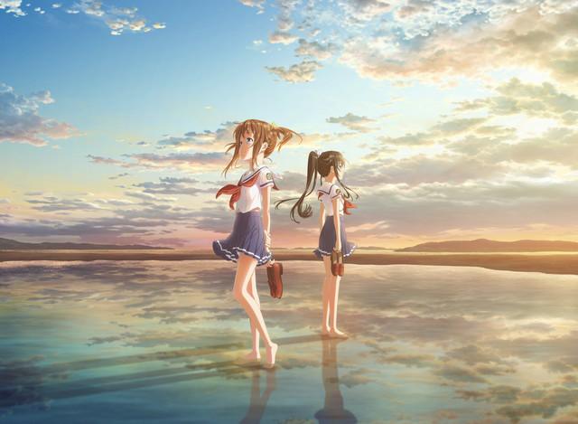 극장판 '하이스쿨 플릿'이 2020년 초봄에 일본 전국에..