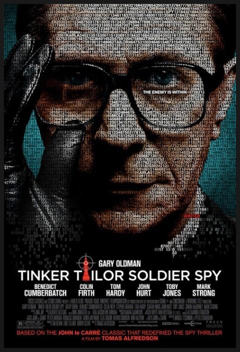 리뷰 - 팅커 테일러 솔저 스파이(2011)