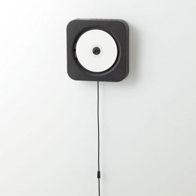 무인양품 벽결이형 CD 플레이어 사용기