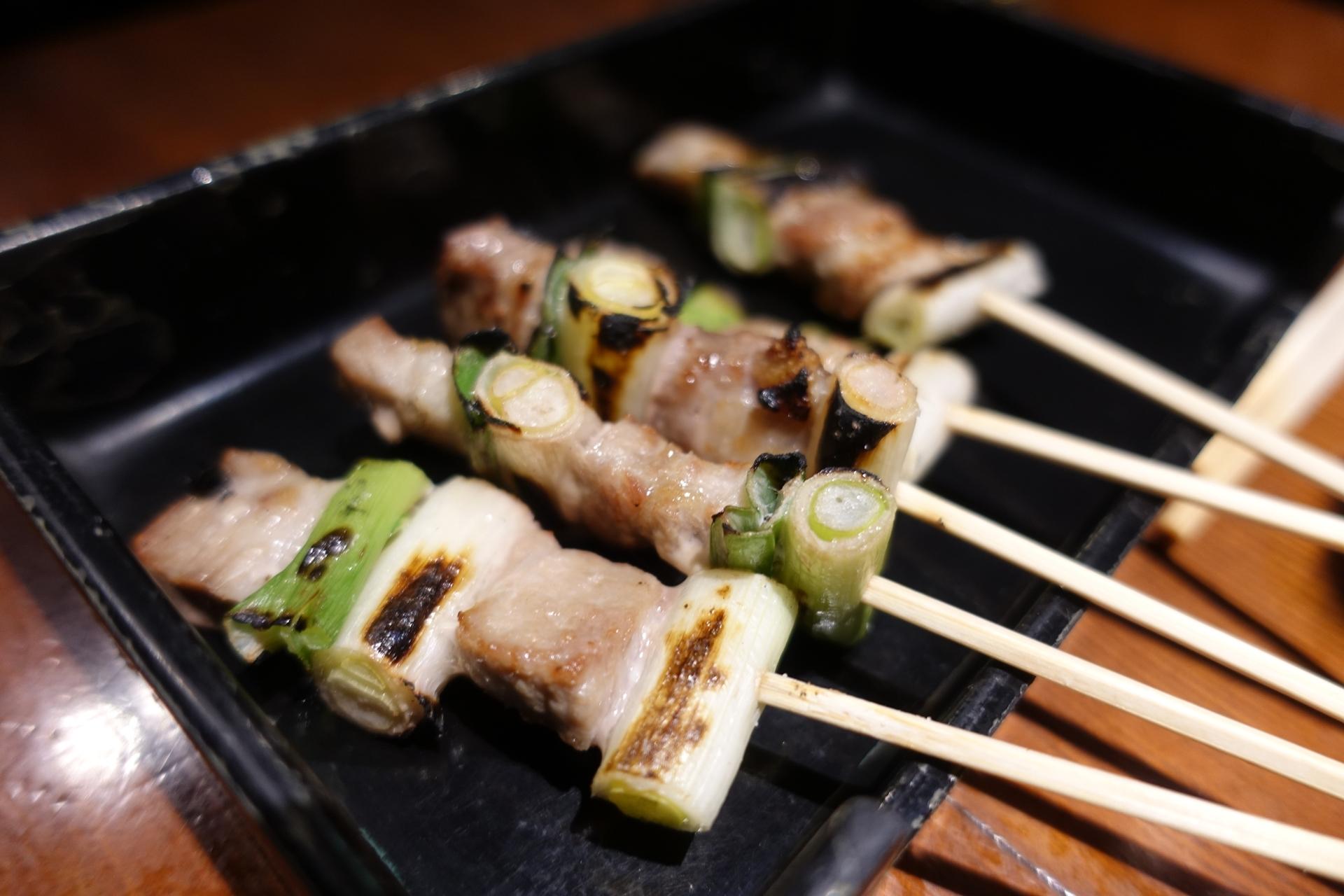 [시부야] 야키토리 아키요시 - 저렴하고 맛있는 ..