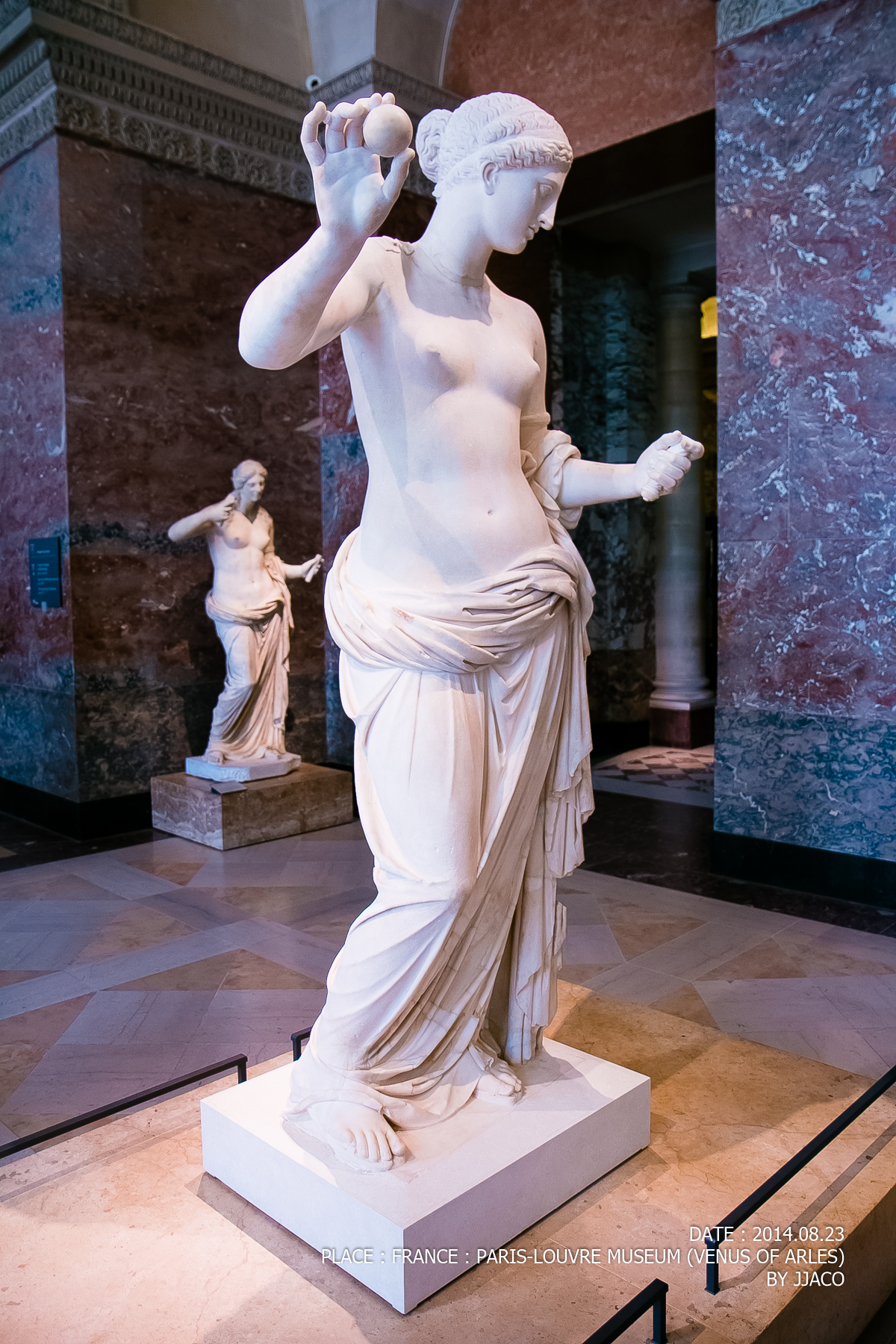 FRANCE:PARIS-LOUVRE MUSEUM-VENUS OF ..