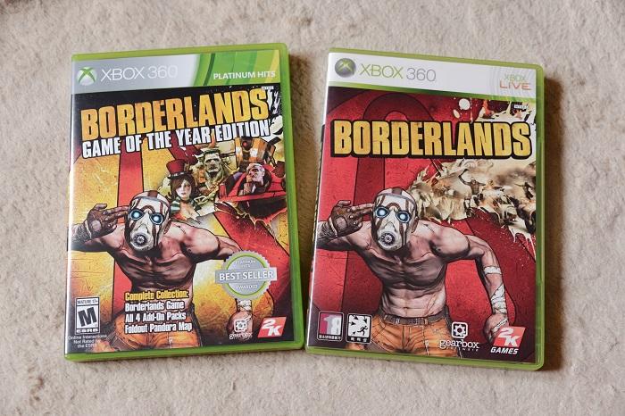 [xb360] Borderlands (Game of the Year Edi..