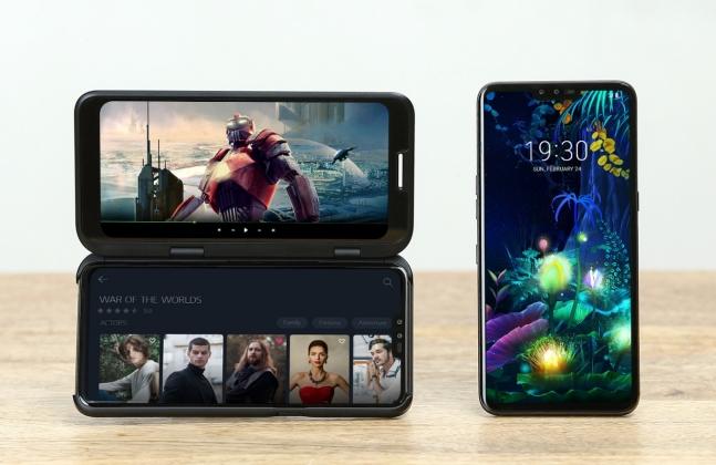 LG V50 듀얼 스크린, 정말 괜찮을까?