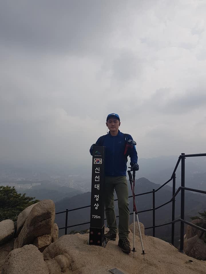 :: 서울 도봉산 (726m)