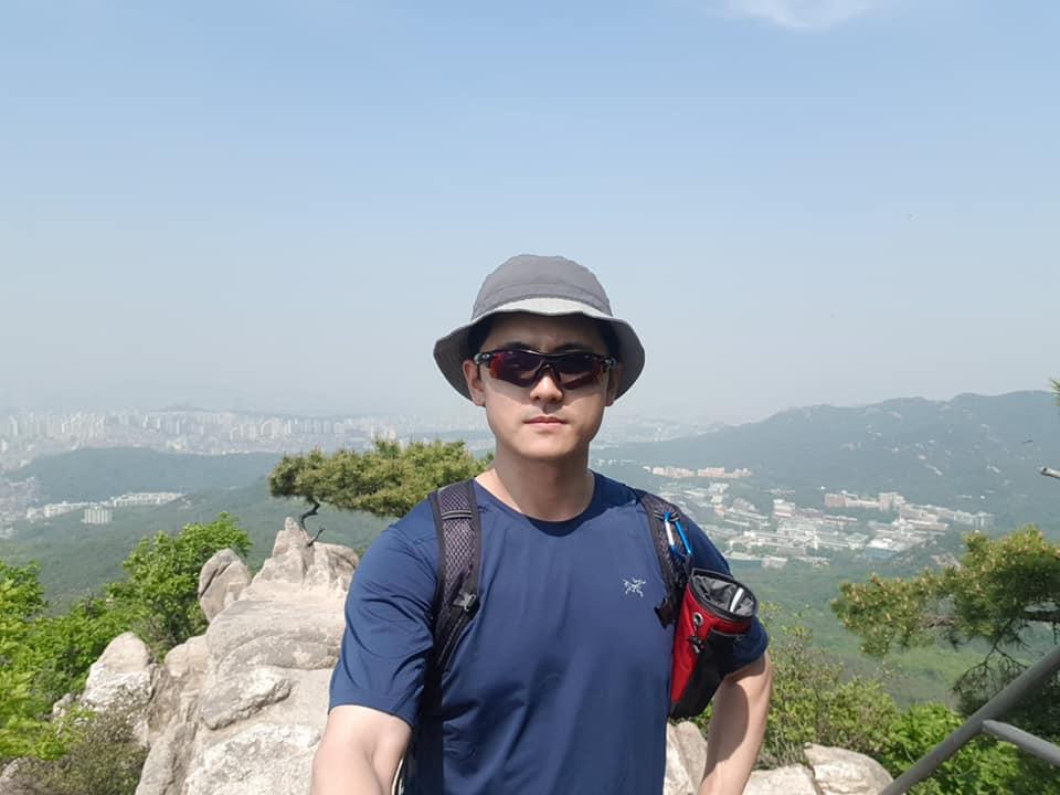 :: 서울 삼성산 (481m)