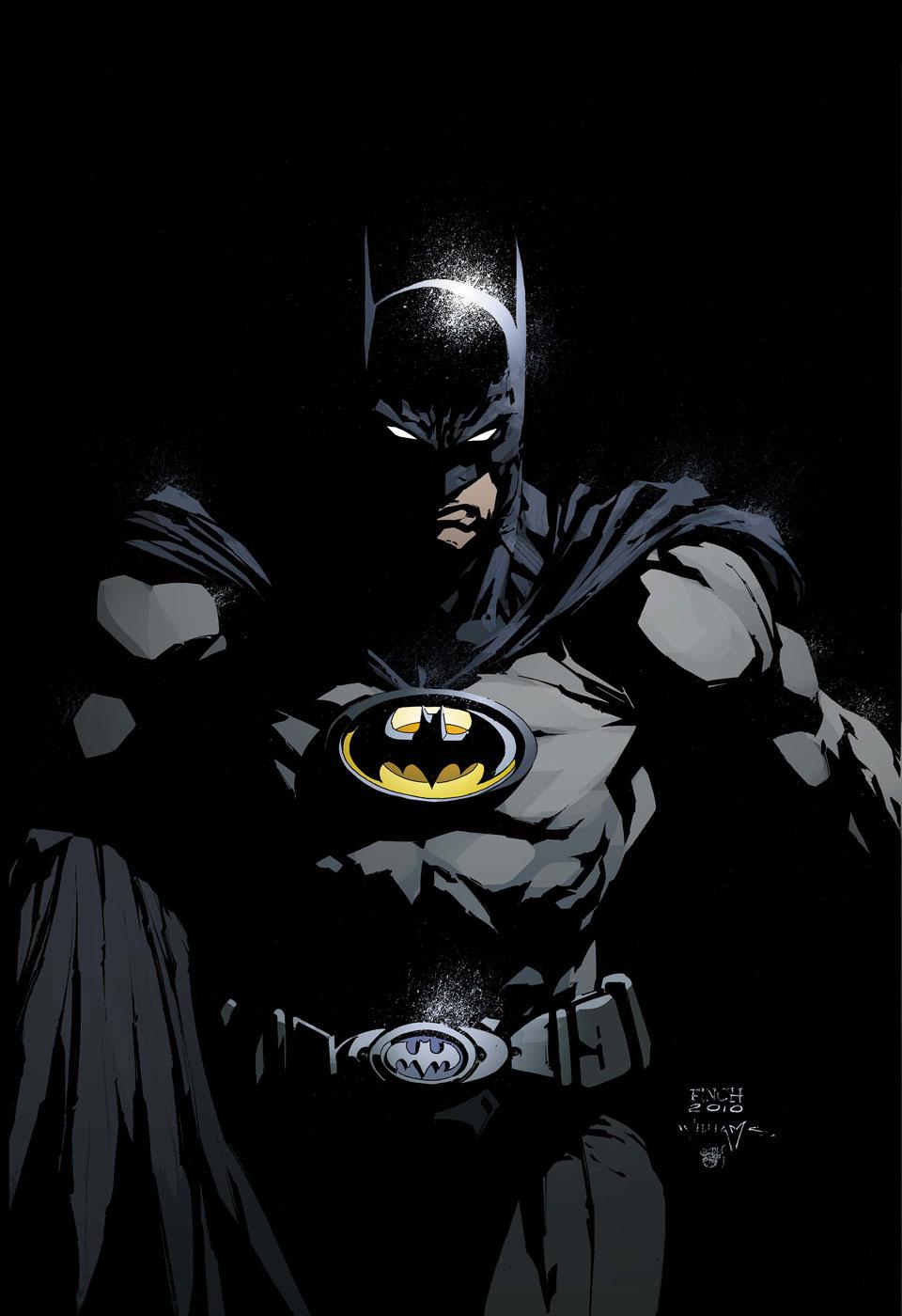 """""""더 배트맨""""의 브루스 웨인이 결정 되었더군요."""