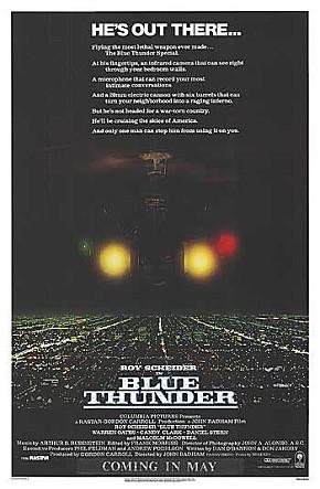 블루 썬더, 1984