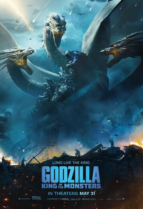 (영화) GODZILLA : THE KING OF THE MONST..